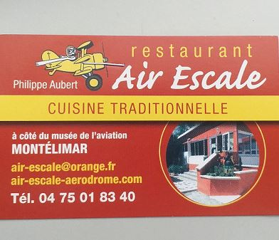 air-escale-carte